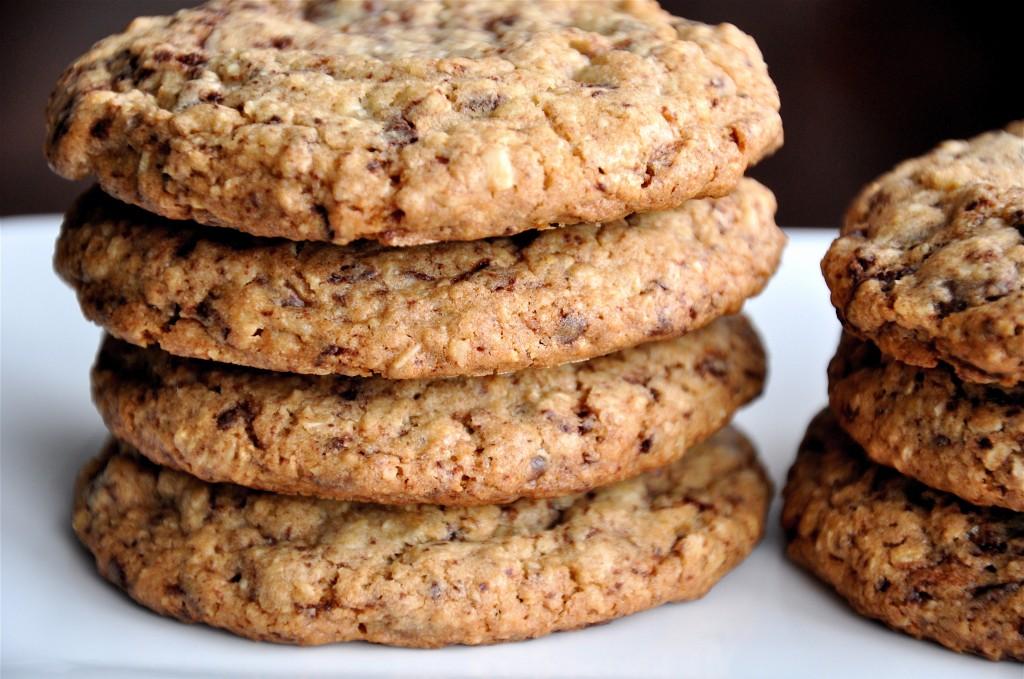 Печенье из овсяной каши рецепт с фото